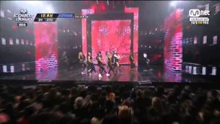 Baixar Live HD   150226 4MINUTE - Crazy @ MNET M! Countdown