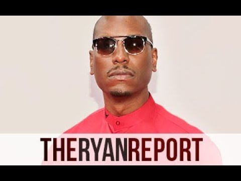 Tyrese Having Breakdown? or Playing With The Internet? + Bobby Brown Affair With Janet Jackson?