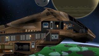 Starbound Serenity Firefly-class Ship Mod