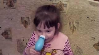 Уход за кожей лица ребенка