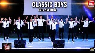 ✪ CLASSIC BOYS ✪ Gala navideña  ► EFFECTS FILM