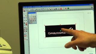 Images and Logos in LaserStyle with the Gravograph LS100