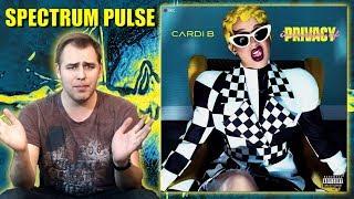 Cardi B - Invasion Of Privacy - Album Review