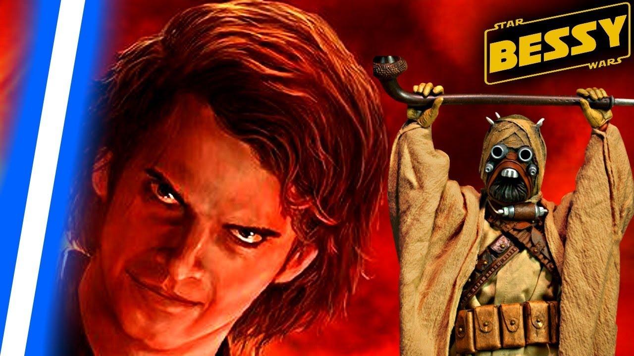 How Tusken Raiders Thought Anakin Skywalker Was A Demon Explain