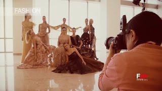 INTRO Oriental Fashion Show KUWEIT 2017   Fashion Channel
