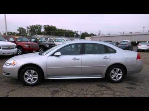 2013 Chevrolet Impala Fredericksburg VA Price Quote, VA #DX2973A   SOLD. Radley  Chevrolet