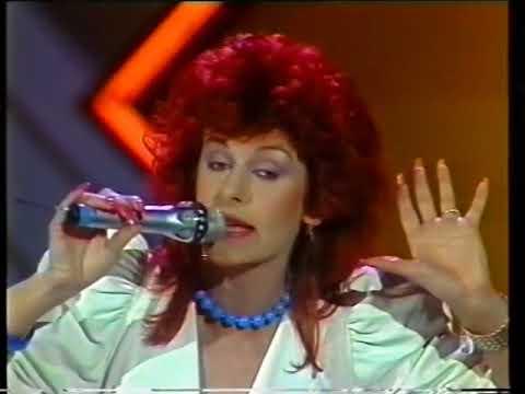Eurovision IRELAND 1984 Linda Martin - Terminal 3 - EuroFanBcn