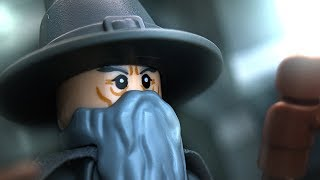 LEGO: The Hobbit - EP4: Gandalf