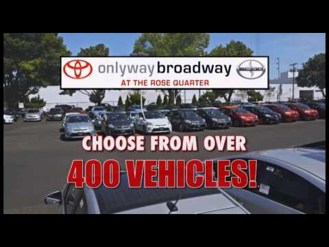 Broadway Toyota   Price Selection Convenience