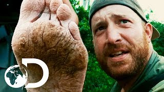 Disgusting Injuries And Getting Lost In The Jungle | Gold Rush: Parker