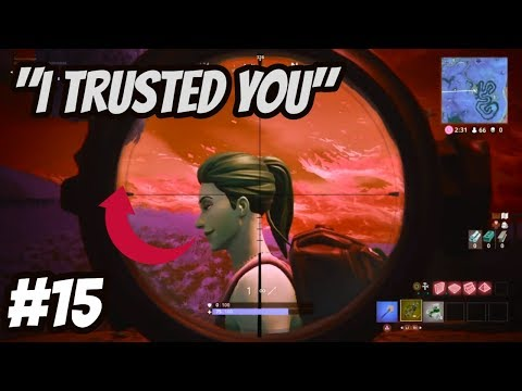 Saddest Moments in Fortnite #15 (TRY NOT TO CRY)