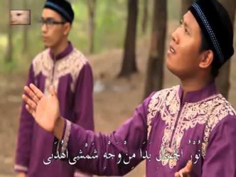 GROUP DZIKIR BARZANJI -  YA ASHIQAL MUSTAFA BY FAHRY ALFARISIE