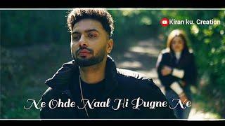 New Punjabi Whatsapp Status video 2021|New Punjabi song status |Punjabi Status video 2021|