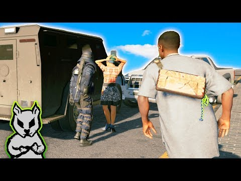 SINCE WHEN DID POLICE DO THIS?! | Watch Dogs 2 Free Roam