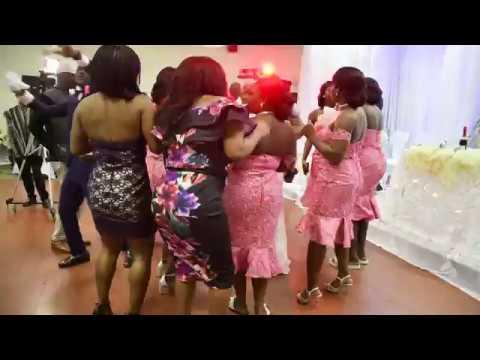 KOKOROKOO - Ghana In Toronto - Nancy & Boniface's Wedding Reception