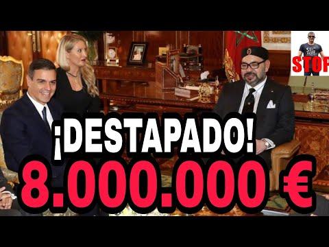 ¡EXCLUSIVA! SÁNCHEZ DA 8.000.000 en Todoterrenos a MARRUECOS