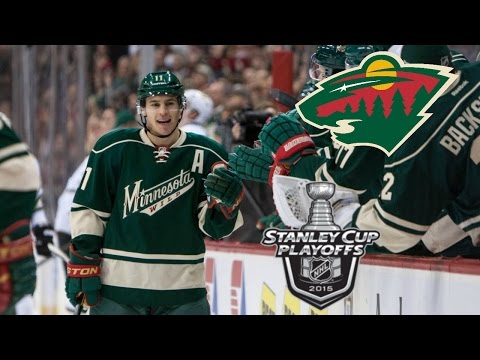 "Minnesota Wild 2015 Playoff Pump Up ""Runaway (U & I)"""