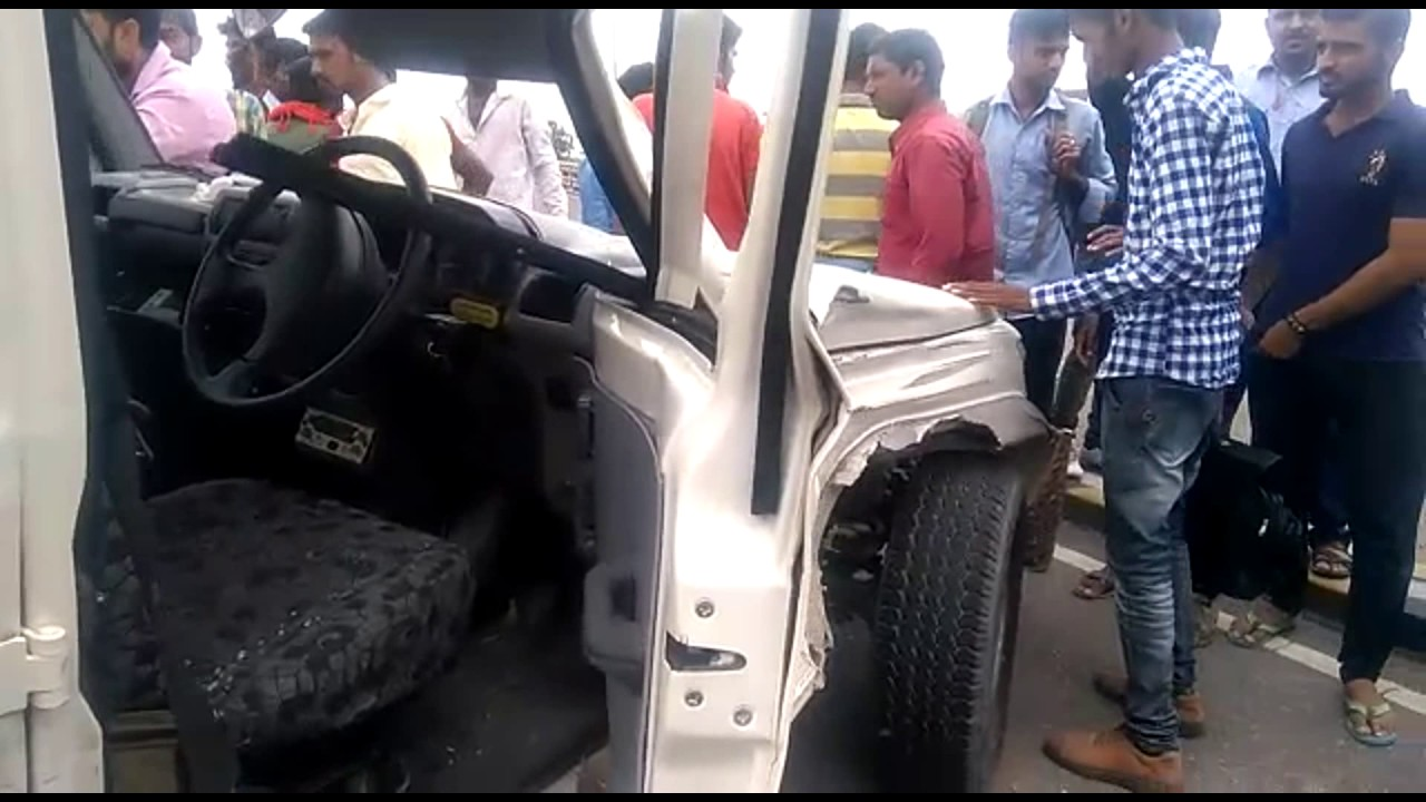 jodhpur : accident in jodhpur - youtube
