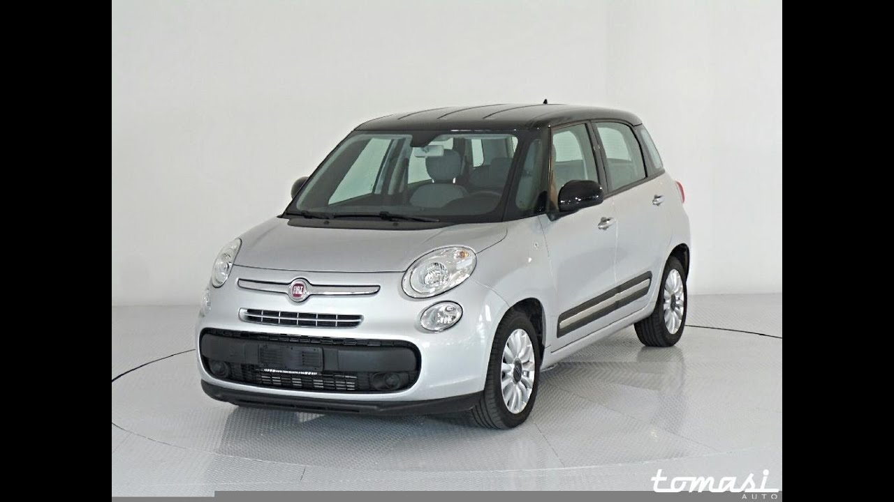 fiat 500l 1 3 multijet 85 cv pop star grigio maestro con. Black Bedroom Furniture Sets. Home Design Ideas