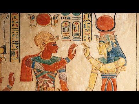 Фрески Египта / Frescoes of Egypt / Fresken von Ägypten / Affreschi d'Egitto / Fresques d'Egypte
