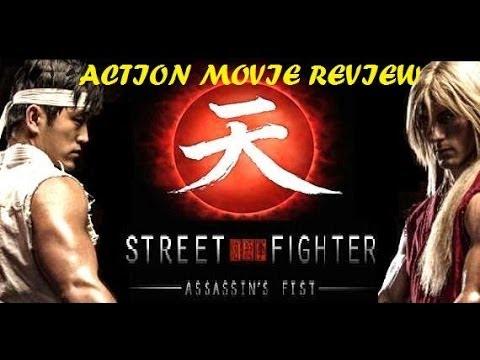 street fighter assassins fist movie review
