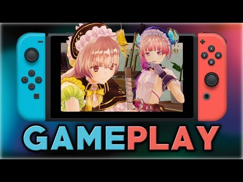 Atelier: Lydie & Suelle   First 40 Minutes   Nintendo Switch