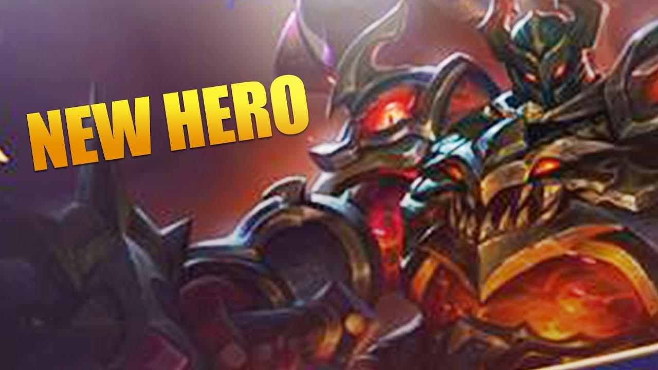 Mobile Legends ANOTHER NEW HERO TANK HERO