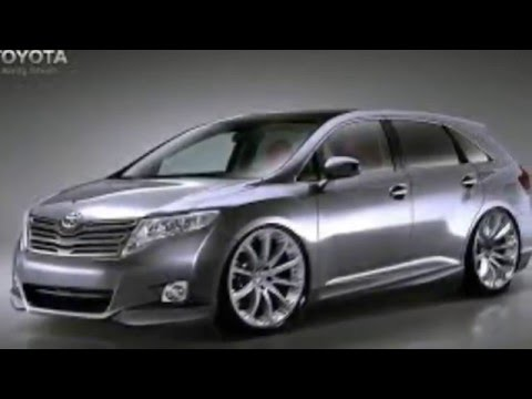 2017 Toyota Venza By Lotus Special Edition