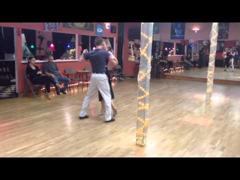Classic Salon Technique and Sequences: Progressive Sacadas