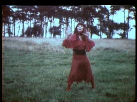 TOPPOP: Kate Bush  Wuthering heights