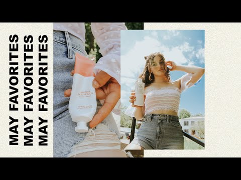 May Favorites 2019| Peach & Lily, British M, Olivarrier thumbnail