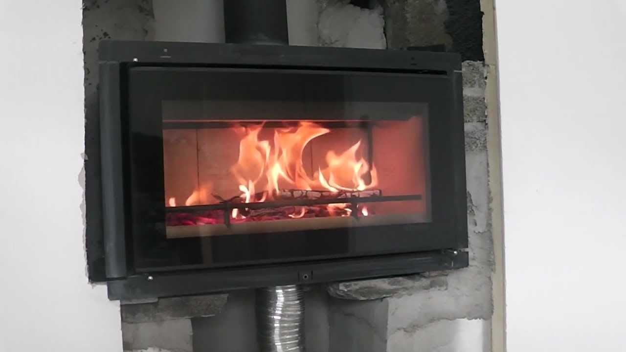 Stovax Studio 1 Cassette Wood Burning Stove Youtube