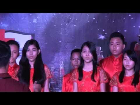Mars Remaja GMIM & Sanctus - SKY CHOIR