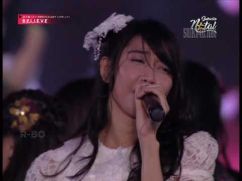 [1080p] JKT48 - Sakura no Hanabiratachi @ JKT48 5th Anniversary Concert BELIEVE - RTV