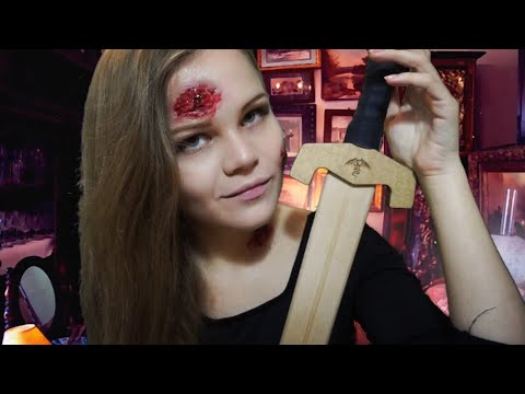 АСМР | Лавка Древности Зомби | Близкий Шёпот | Таппинг | Страшные истории ????♀️ASMR | Zombie|Tappi