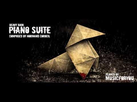 Heavy Rain - Piano