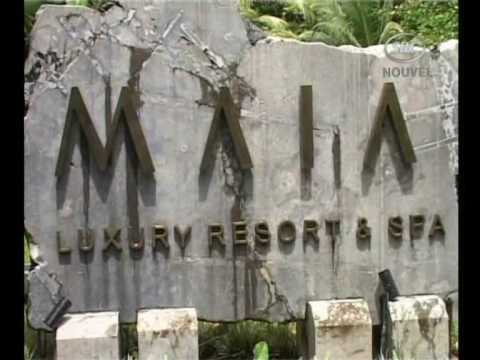 SBC Seychelles: Maia Resort & Spa Classified Among 5 Best Hotels in the World  22-12-09