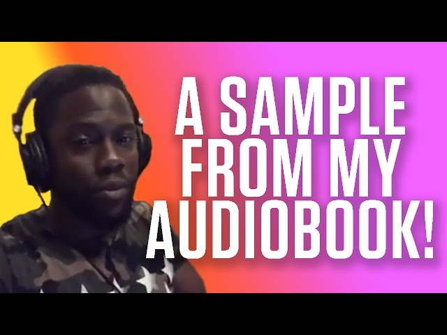 """Kevin Reading from """"I Can't Make This Up"""" Audiobook Version"""