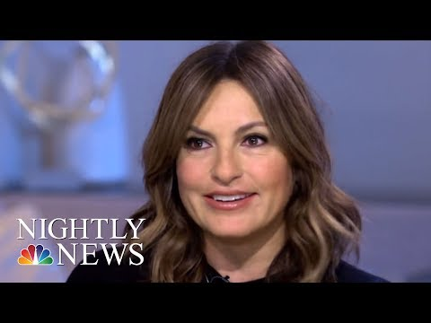 Mariska Hargitay's New Documentary Shines Light On Epidemic Of Untested Rape Kits  NBC Nightly