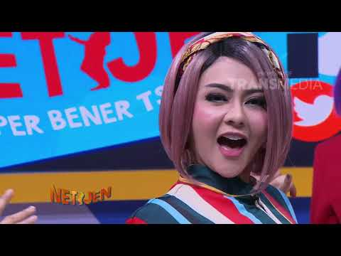 NETIJEN - Alasan Mengapa Jenita Janet Selalu Memakai Wig (14/9/18) Part 1