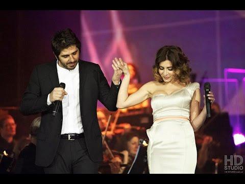 Julie Zenatti & Patrick Fiori - Ces Diamants La | Koncert Symfoniczny NOTRE DAME DE PARIS