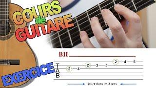 COMMENT AMÉLIORER vos BARRÉS - tuto guitare