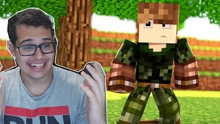 TOP 10 :MELHORES INTROS DE MINECRAFT DO YOUTUBE