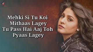 Halka Halka - Sunidhi Chauhan, Divya Kumar Mp3 Song Download