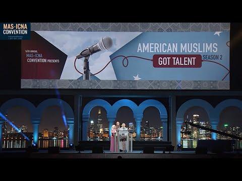 American Muslims Got Talent #MASCON2017
