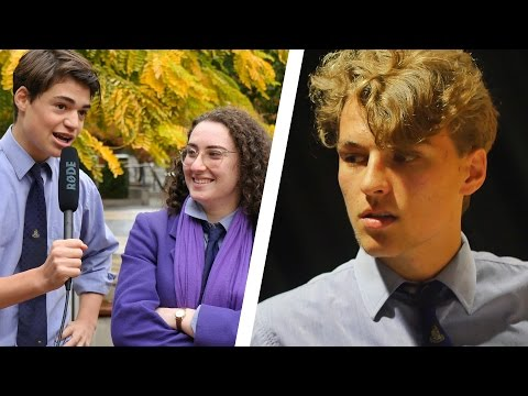The Wesley College Class of 2016 Formal Video