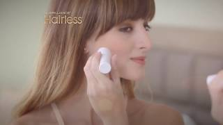 NuBrilliance Hairless Facial Hair Remover Commercial/Infomercial