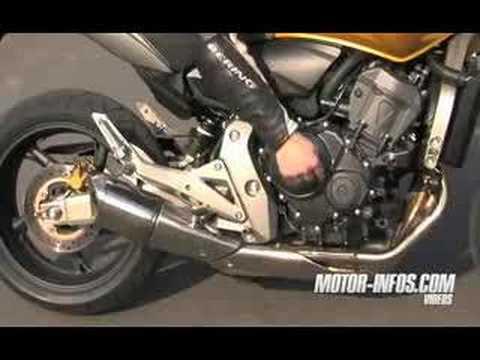 honda hornet 600 2007 - youtube