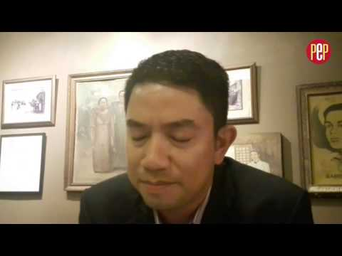 Ivan Mayrina talks about GMA's fb newsfeed reporting
