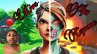 Fortnite Live|2v2 Box Fights on Console(60fps) !epic|Daily stream 33/33